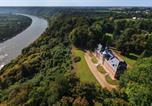Hôtel Parc naturel régional des Boucles de la Seine Normande  - Chateau Du Landin-1