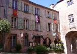 Hôtel Frausseilles - Chambres d'hôtes l'Escuelle des Chevaliers-1