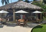 Location vacances Zihuatanejo - Beachfront Bay view grand residential 3 beds-2
