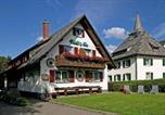 Hôtel Sankt Märgen - Gästehaus Wald und See-1