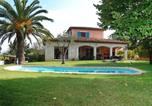 Location vacances Grimaud - Holiday Home Villa Les Fourches-1