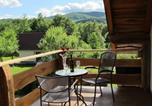 Location vacances Plitvička Jezera - B&B Plitvica Lodge-1