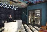Hôtel Dublin - Arthaus Hotel-1