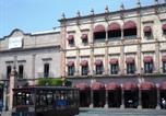 Hôtel Morelia - Virrey De Mendoza-2