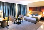 Hôtel Abou Dabi - Howard Johnson Hotel-3