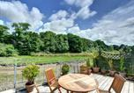 Location vacances Padstow - Plush Holiday Home overlooking Petherick Creek in Cornwall-3