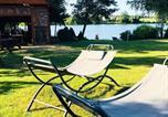 Location vacances Czarnków - Ośrodek Laskowo domki nad jeziorem-4