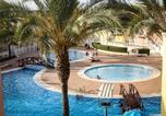 Location vacances Vera - Bea Laguna Beach Vera Playa-1