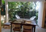 Location vacances  Réunion - T2 au coeur de Ermitage à 300 mètres du lagon-2