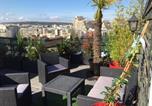 Location vacances Vaucresson - Dernier Etage Terrasse Pte St Coud-1