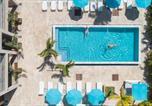 Location vacances  Antilles néerlandaises - The Beach House-1