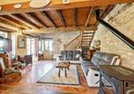Location vacances Savignac-de-Duras - House with 6 bedrooms in Thenac with private pool furnished garden and Wifi-4
