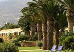 Hôtel Malia - Kernos Beach Hotel & Bungalows-1
