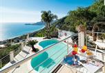 Location vacances Mongiuffi Melia - Letojanni Villa Sleeps 7 Pool Air Con Wifi-1