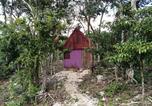 Villages vacances Cobá - Quintana Roo National Park Campground & Hiking-3