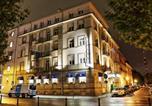 Hôtel Mannheim - Centro Hotel Augusta-2