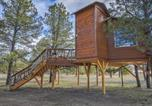 Location vacances Monument - Tree House Studio Mountain Views Ranch Experience-2