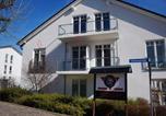 Hôtel Baabe - Appartementanlage Villa Granitz 45490 Fewo 7-2