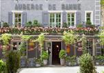 Hôtel Molières-sur-Cèze - Auberge de Banne