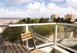 Location vacances  Uruguay - Brand new apt. with great views Mvd-1