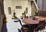 Location vacances Les Baux-de-Provence - Terrasse plein centre-4