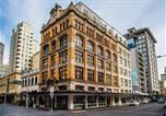 Hôtel Nouvelle-Zélande - Fort Street Accommodation