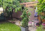 Location vacances Ceské Budejovice - Apartment Garden-2
