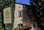 Hôtel Le Buisson-de-Cadouin - Les Cèdres-1