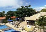 Hôtel Aracaju - Hotel Pousada do Sol-4