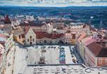 Location vacances Znojmo - Renesanční vinařský dům v historickém centru Znojma-2