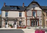 Hôtel Nouan-le-Fuzelier - Les Tilleuls-1