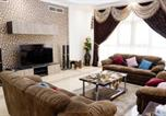 Location vacances  Bahreïn - 3 Bedroom Apartment in Juffair-1
