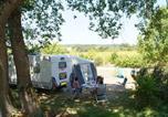 Camping avec Piscine Cazaubon - Les Castels Le Camp de Florence-4