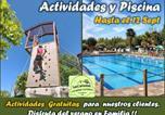 Location vacances Hervás - Complejo Turístico Las Cañadas Casas de Campo- Actividades Gratuitas Todos los Fines de Semana-1