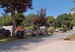 Camping avec Piscine couverte / chauffée Lampaul-Ploudalmézeau - Flower Camping de Kerleyou-4