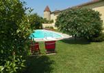 Location vacances Bathernay - Chateau de la Saone-3