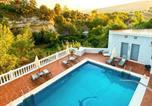 Hôtel Olvera - Hotel Rural Villa Ignacia-2
