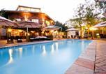 Hôtel Windhoek - Roof of Africa Hotel-1