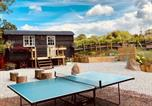 Location vacances Sidmouth - Luxury shepherd hut Our hand built luxury shepherd-4