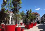 Hôtel Lambersart - La Clique Hotel-4