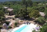 Location vacances Gordes - La Pitchounette Mas Val-Chênaie-2