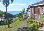 Location vacances Vieux Habitants - Bungalow with 2 bedrooms in Bouillante with terrace and Wifi 100 m from the beach-1