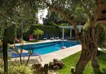 Location vacances  Ville métropolitaine de Palerme - Ai Parchi dei Parrini-1