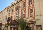 Hôtel Františkovy Lázně - Hotel Barbarossa