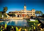 Hôtel Blanes - Hotel Sant Pere Del Bosc-1