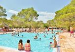 Camping avec Parc aquatique / toboggans Var - Tour Opérateur sur Camping La Pierre Verte -3