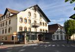 Hôtel Wängle - Hotel Goldener Hirsch-1