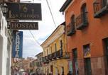 Location vacances  Bolivie - Los Faroles Hostal-1