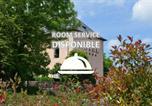 Hôtel Tauriac-de-Naucelle - Ferme de Bourran Hotel-2