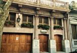 Hôtel Uruguay - Buenas Vibras Hostel Montevideo-1